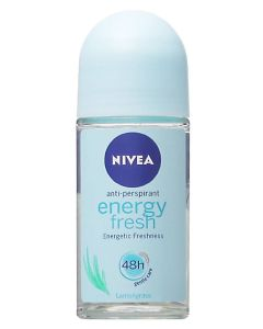 Nivea Anti-perspirant Energy Fresh 48h - Lemongrass 50 ml