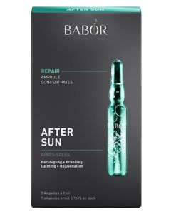 Babor Ampoule Concentrates After Sun 7x2ml