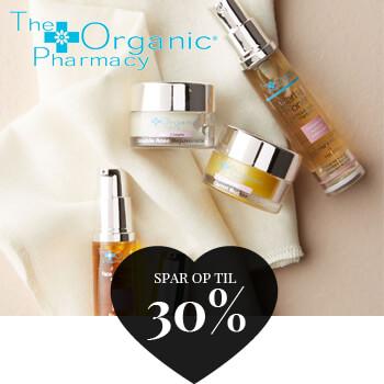 Opnå mængderabat og spar op til 30% på The Organic Pharmacy