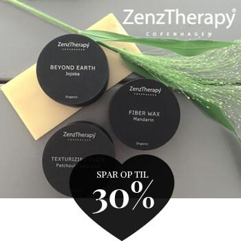 Opnå mængderabat og spar op til 30% på ZenzTherapy