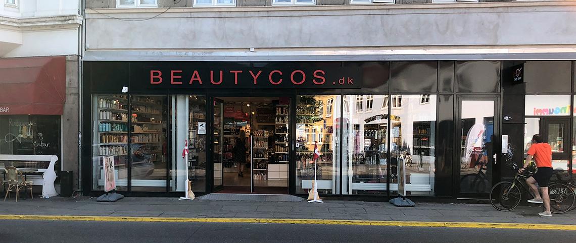 Aarhus Beautycos butik