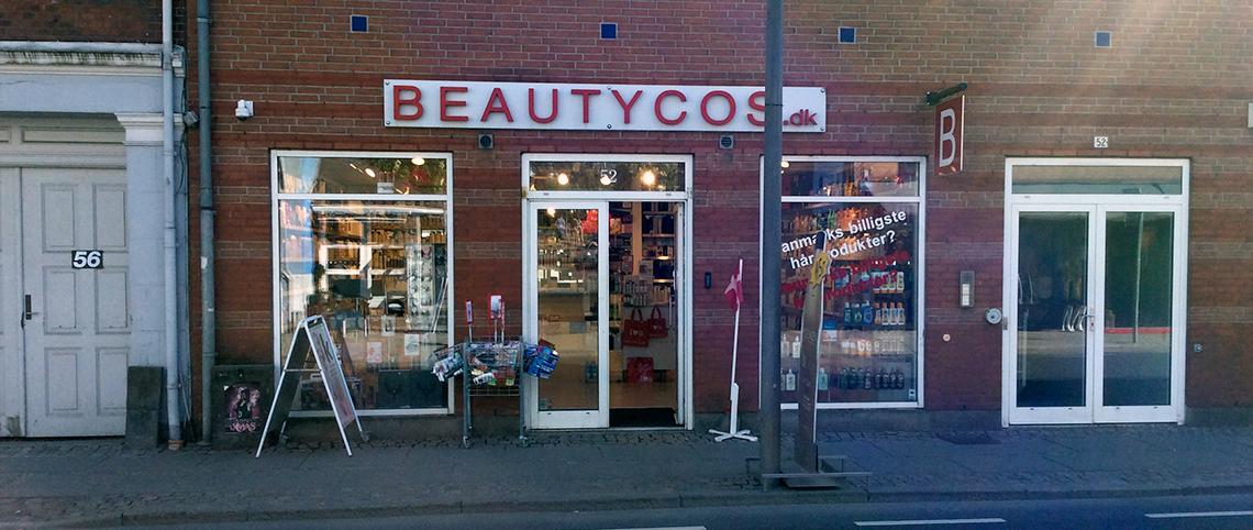 Horsens Beautycos butik