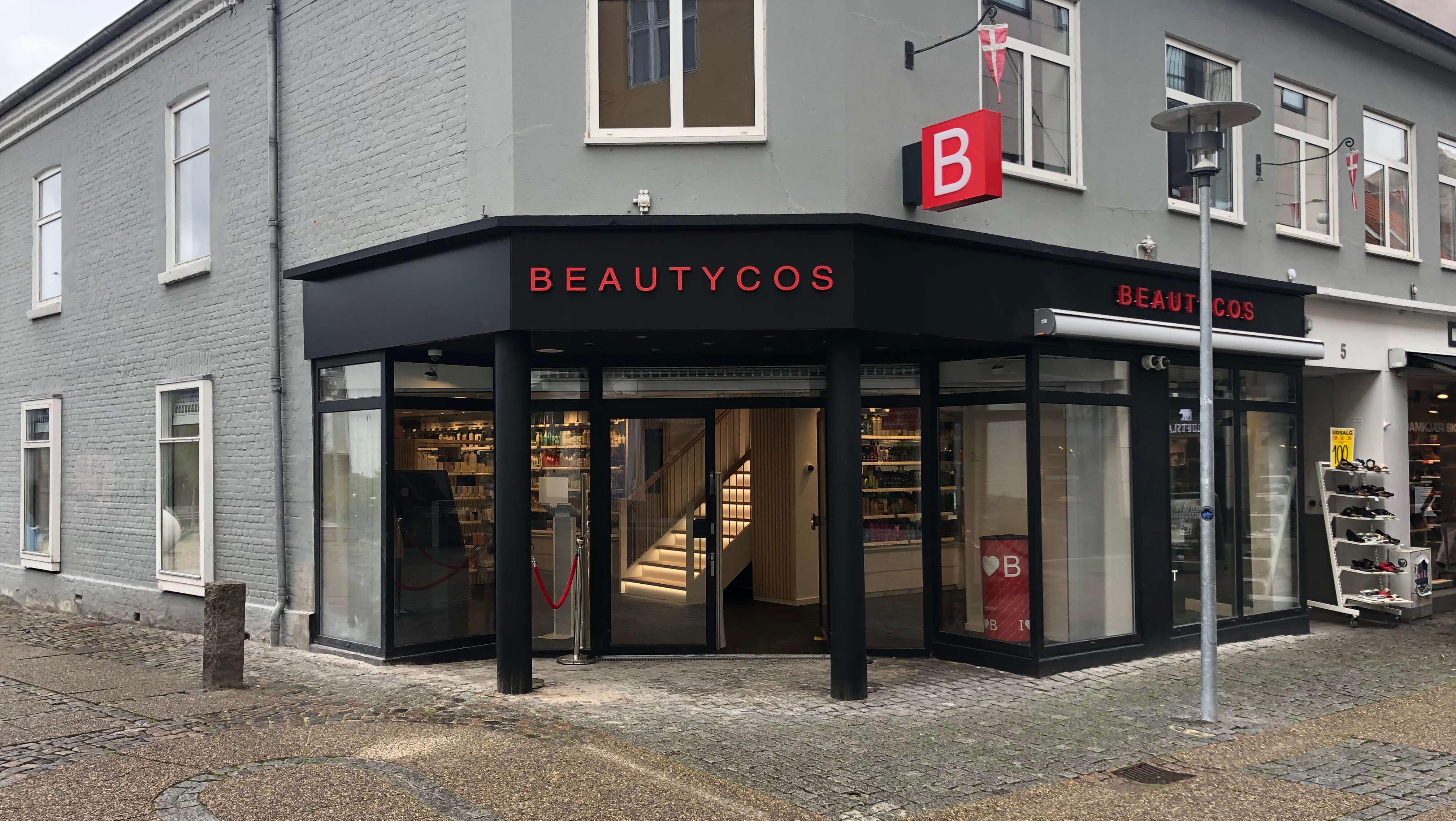 Randers Beautycos butik