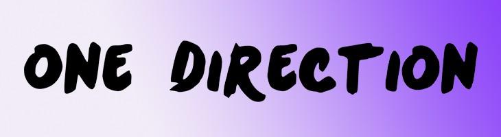 One Direction - Køb One Direction her - Tilbud på One Direction - Billigt One Direction - Hurtig levering