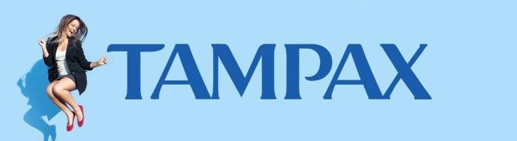 Tampax - Køb Tampax her - Tilbud på Tampax - Billigt Tampax - Hurtig levering
