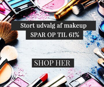 Stort udvalg af makeup