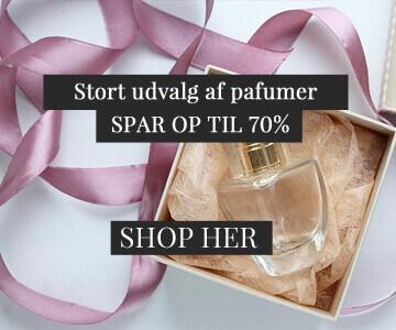 Stort udvalg af parfume